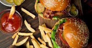 Burgers in Bakersfield